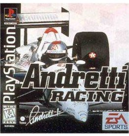 Playstation Andretti Racing (Boxed, No Manual)