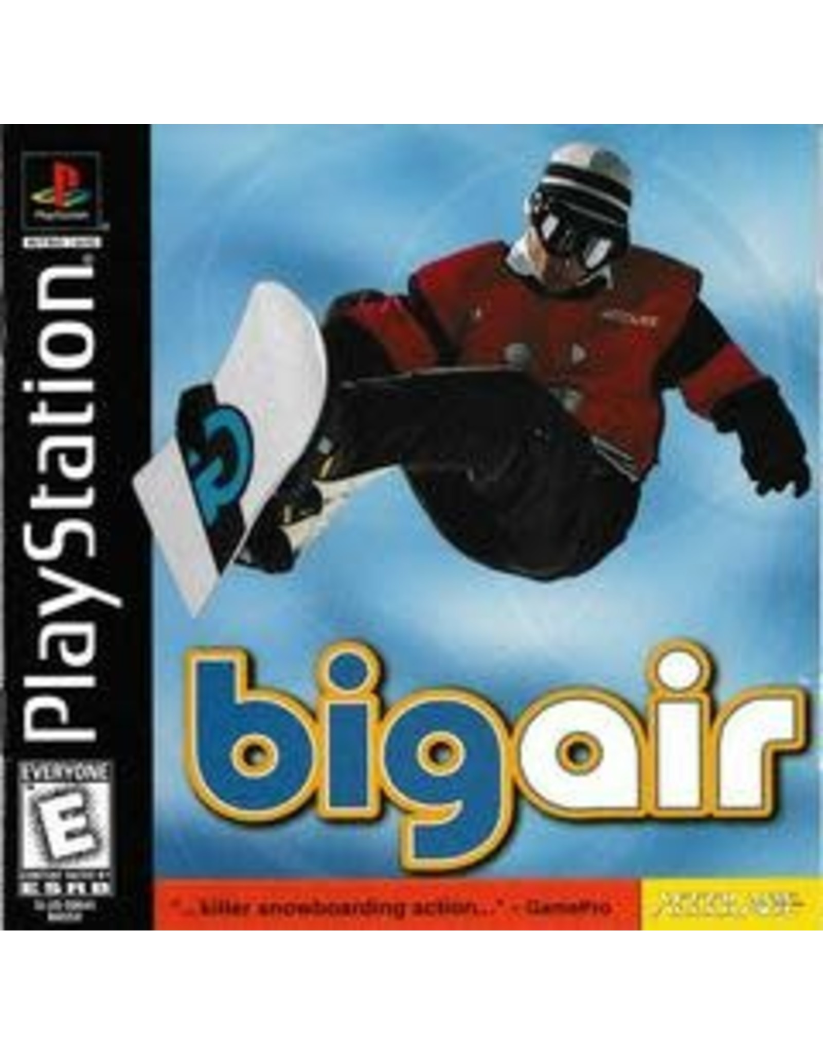 Playstation Big Air (CiB)
