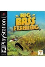 Playstation Big Bass Fishing (CiB)
