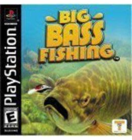 Playstation Big Bass Fishing (CiB)