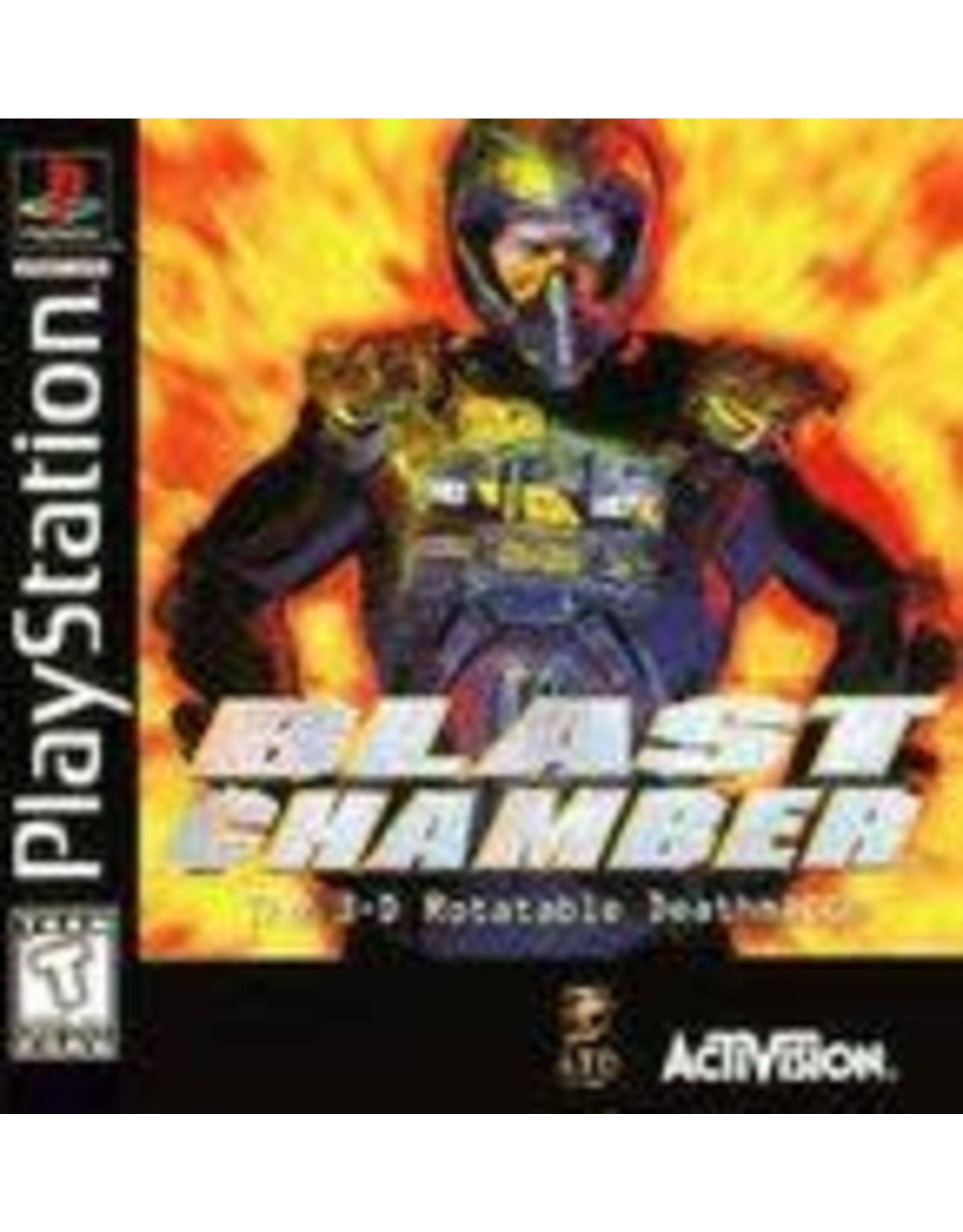 Playstation Blast Chamber (CiB)