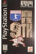 Playstation Bottom of the 9th Long Box (CiB)