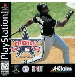 Playstation All-star Baseball 97 (CIB)