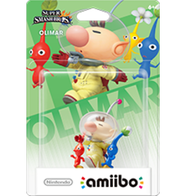 Amiibo Olimar Amiibo (Smash, New)