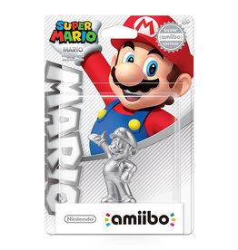 Amiibo Silver Mario Amiibo (Mario, New)