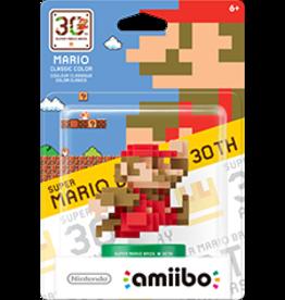 Nintendo 8 Bit Mario Amiibo Classic Color (30th Anniversary, New)