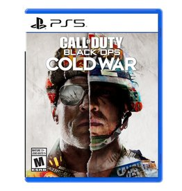 Playstation 5 Call Of Duty Blacks Ops Cold War (Used, PS5)