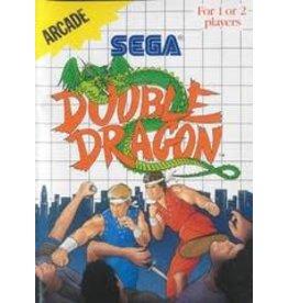 Sega Master System Double Dragon (CiB)
