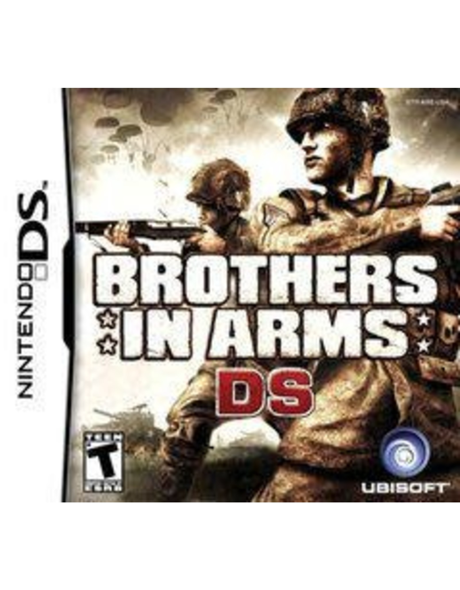 Nintendo DS Brothers in Arms DS (CiB)