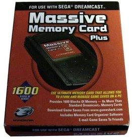 Dreamcast Memory Card (Gameshark, CiB)