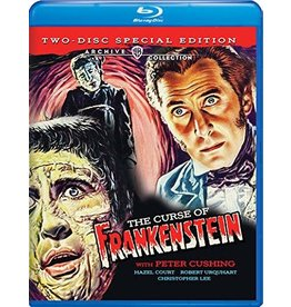 Horror Cult Curse of Frankenstein, The (Brand New)