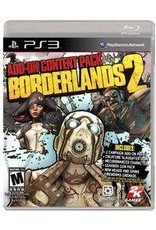 Playstation 3 Borderlands 2: Add-on Content Pack (CiB)