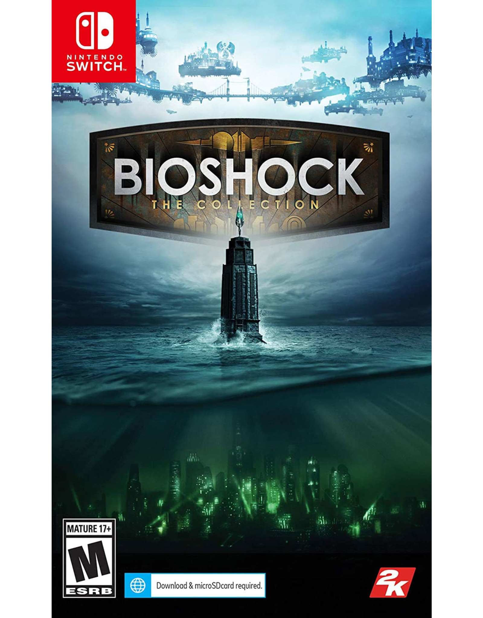 Nintendo Switch Bioshock Collection
