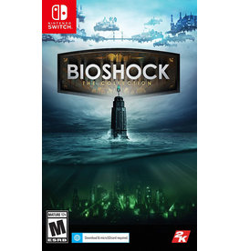 Nintendo Switch Bioshock Collection