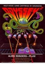 Odyssey 2 Alien Invaders-Plus! (CiB)
