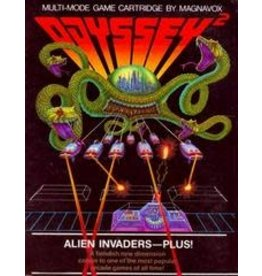 Odyssey 2 Alien Invaders-Plus! (CiB)