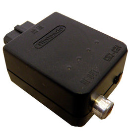 Nintendo 64 N64 RF Adapter