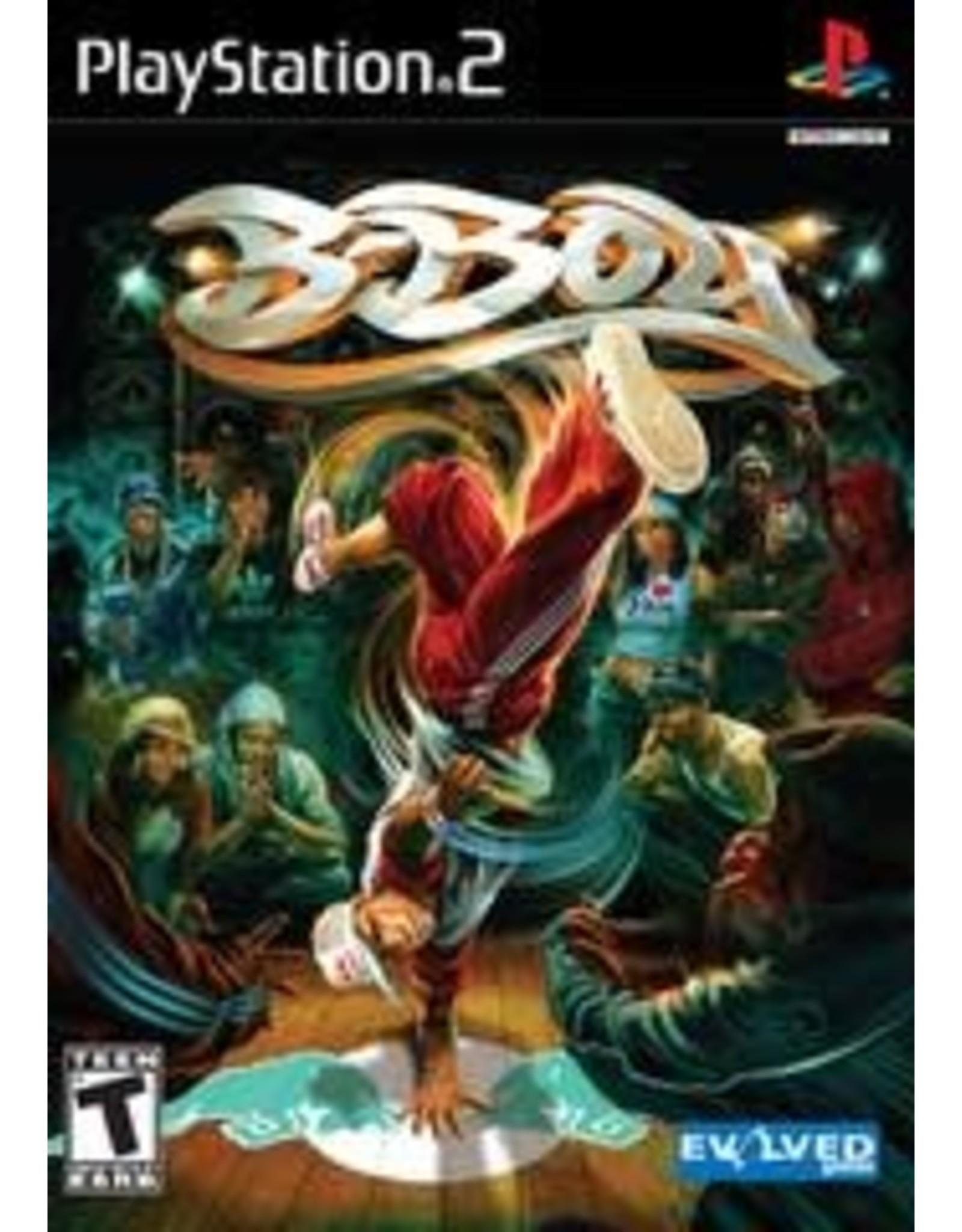 Playstation 2 B-Boy (CiB)