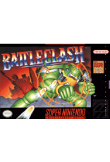 Super Nintendo Battle Clash (CiB)