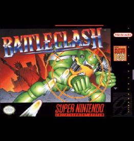 Super Nintendo Battle Clash (CiB)