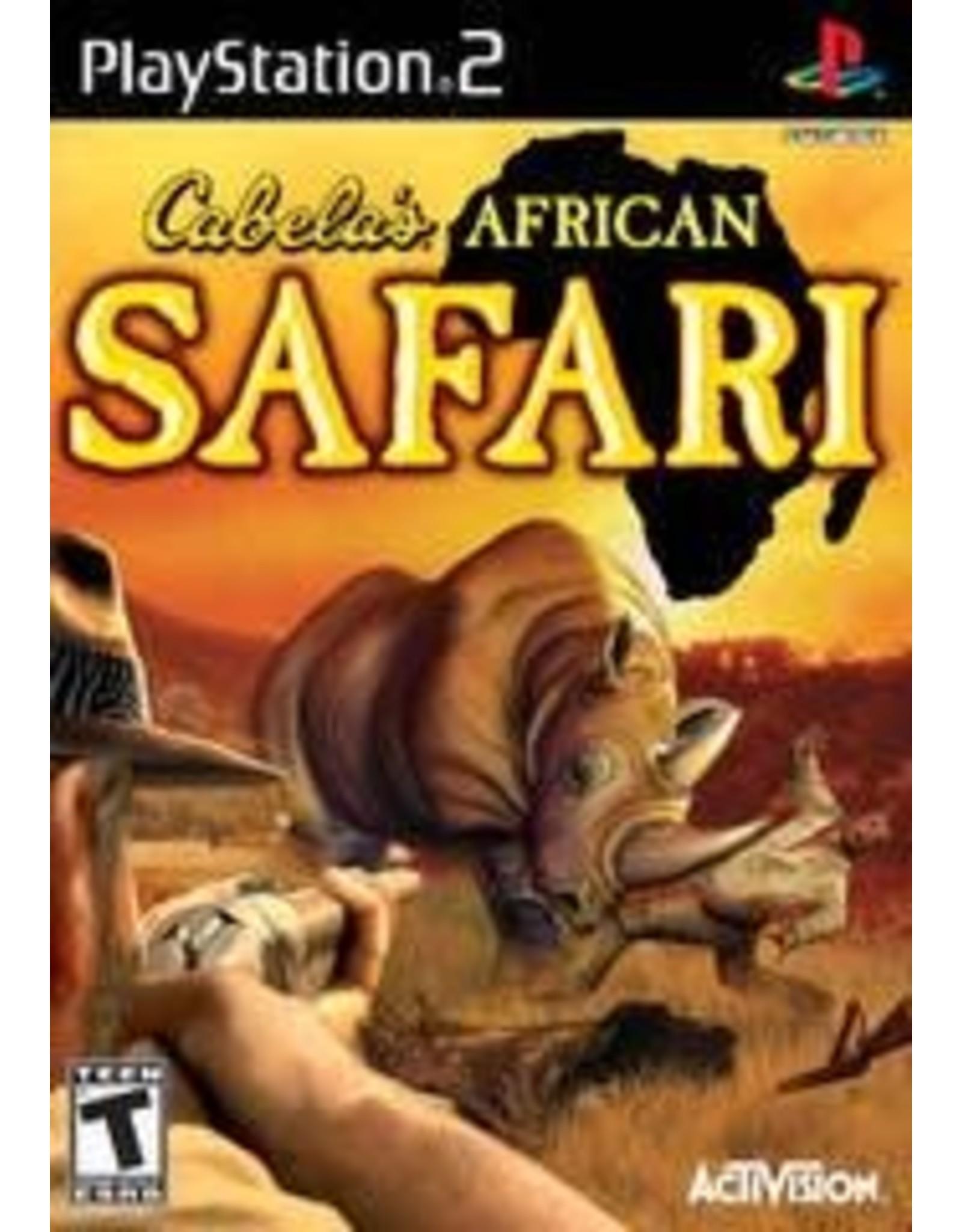 Playstation 2 Cabela's African Safari (CiB)