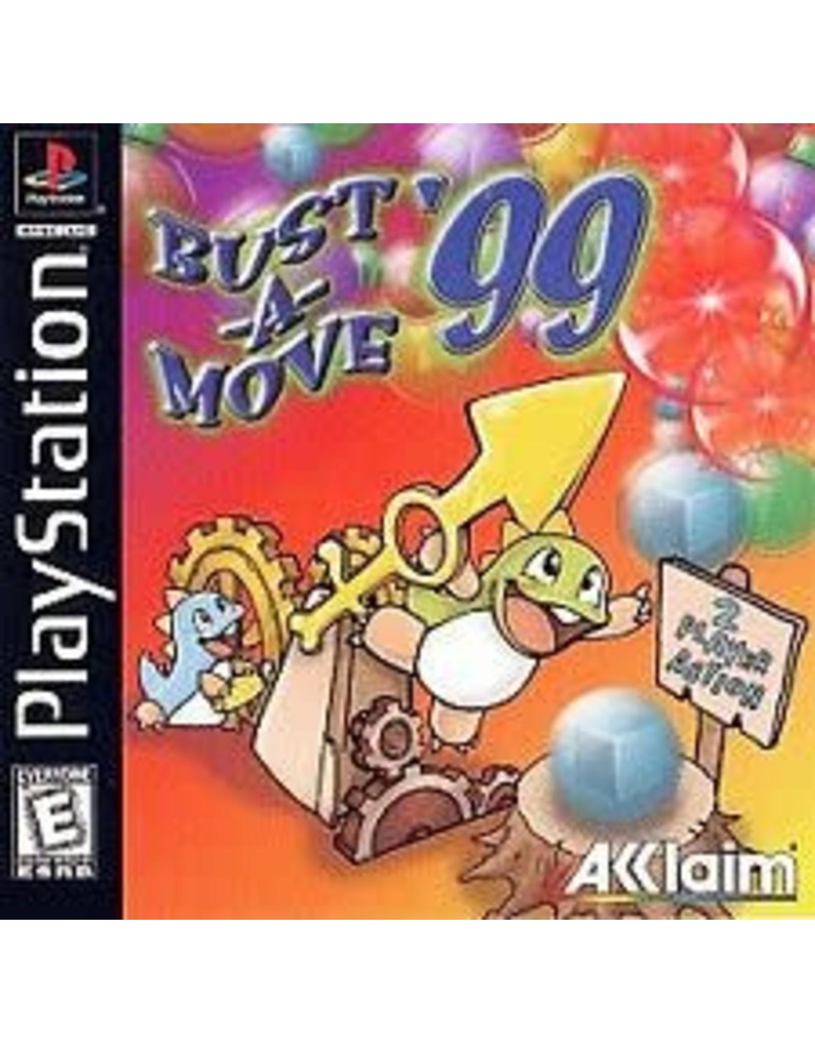 Playstation Bust-A-Move 99 (CiB)