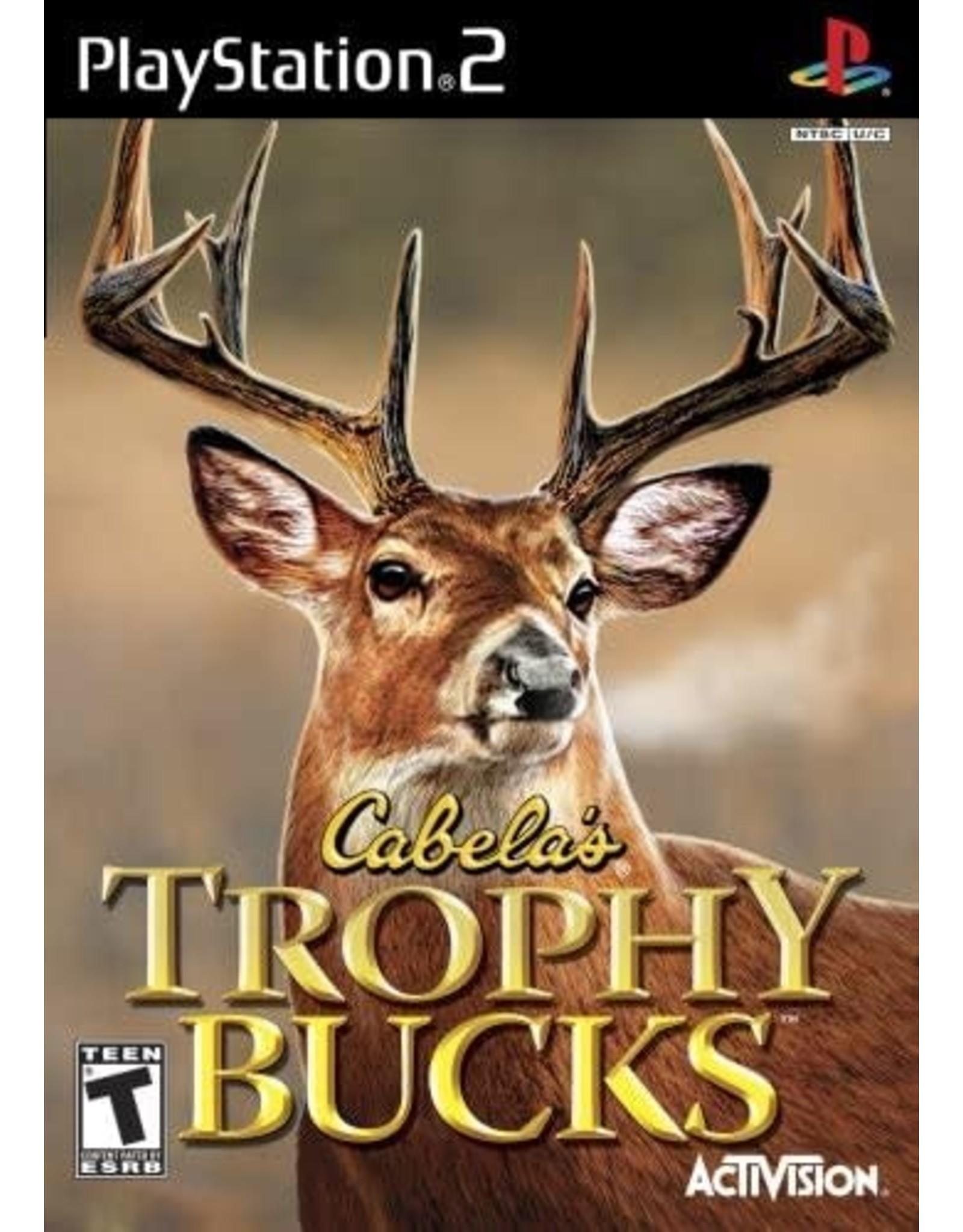 Playstation 2 Cabela's Trophy Bucks (CiB)