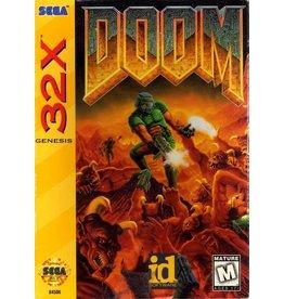 Sega 32X Doom (Boxed, No Manual)