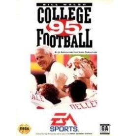 Sega Genesis Bill Walsh College Football 95 (Cart Only)
