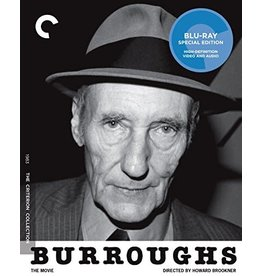 Criterion Collection Burroughs The Movie Criterion (Brand New)