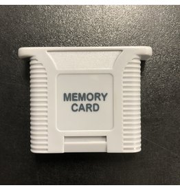 Nintendo 64 Nintendo 64 Memory Card (3rd Party)