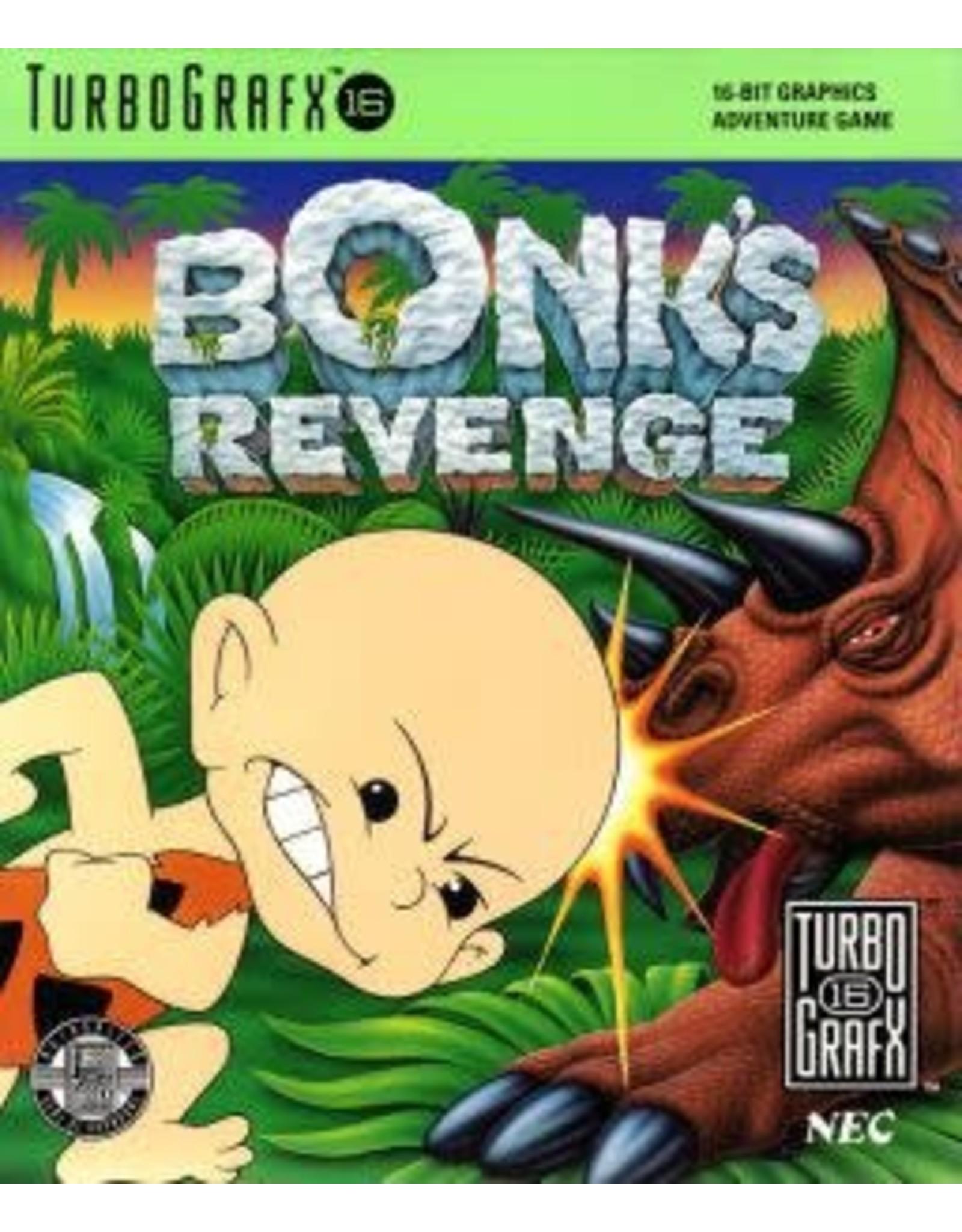 TurboGrafx-16 Bonk 2 Bonk's Revenge (Cart Only)