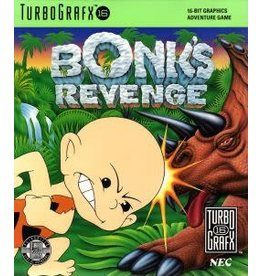 TurboGrafx-16 Bonk 2 Bonk's Revenge (Cart Only)