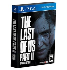 Playstation 4 Last of Us Part II Special Edition (New)
