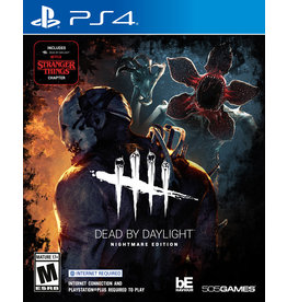 Playstation 4 Dead by Daylight Nightmare Edition (Used)