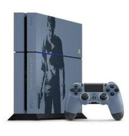 Playstation 4 Playstation 4 2TB SSD Uncharted 4 Edition Console (Used)