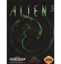 Sega Genesis Alien 3 (CiB)
