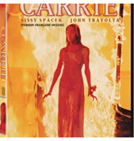 Horror Cult Carrie Special Edition 1976 (Brand New)