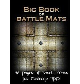 Dungeons & Dragons Big Book of Battle Mats