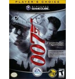 Gamecube 007 Everything or Nothing Player's Choice (CiB)