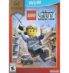 Wii U LEGO City Undercover Nintendo Selects (No Manual