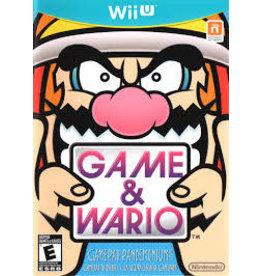 Wii U Game & Wario (CiB)