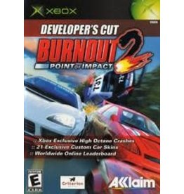 Xbox Burnout 2 Point of Impact (CiB)