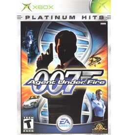 Xbox 007 Agent Under Fire (Platinum Hits, CiB)