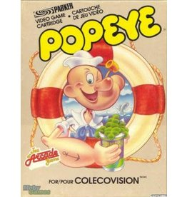 Colecovision Popeye (Boxed, No Manual)