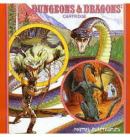 Intellivision Advanced Dungeons & Dragons (Cart Only)