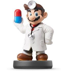 Amiibo Dr. Mario Smash Bros. (Japanese Import)