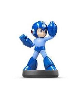 Amiibo Mega Man Amiibo (Smash, Used)