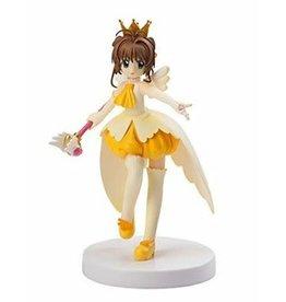 """FuRyu Cardcaptor Sakura Special Figure Series Happy Crown 7"""" PVC Figure"""