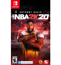 Nintendo Switch NBA 2K20 (Used)
